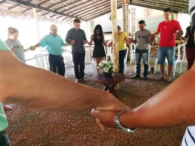 Colegiado de Líderes Kolping se reúne em Piracuruca-PI