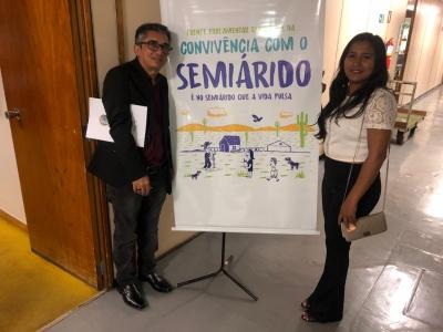 Kolping Piauí participa do Lançamento da Frente Parlamentar em defesa do semiárido