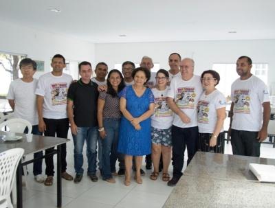 Kolping Piauí realiza café da manhã com a Vice-Governadora Regina Sousa e parceiros