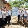 É inaugurada a Milésima Cisterna patrocinada pelo Instituto Viva Cidadania no nordeste