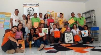 Oficina de Mistica e Espiritualidade é realizada pela OKE Piauí