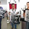 Projeto Tocando Piauí se expande e além de violões e teclados agora conta também com sanfonas