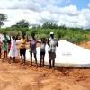 Comitê Betinho e Kolping Piauí constroem cisterna calçadão no Semiárido