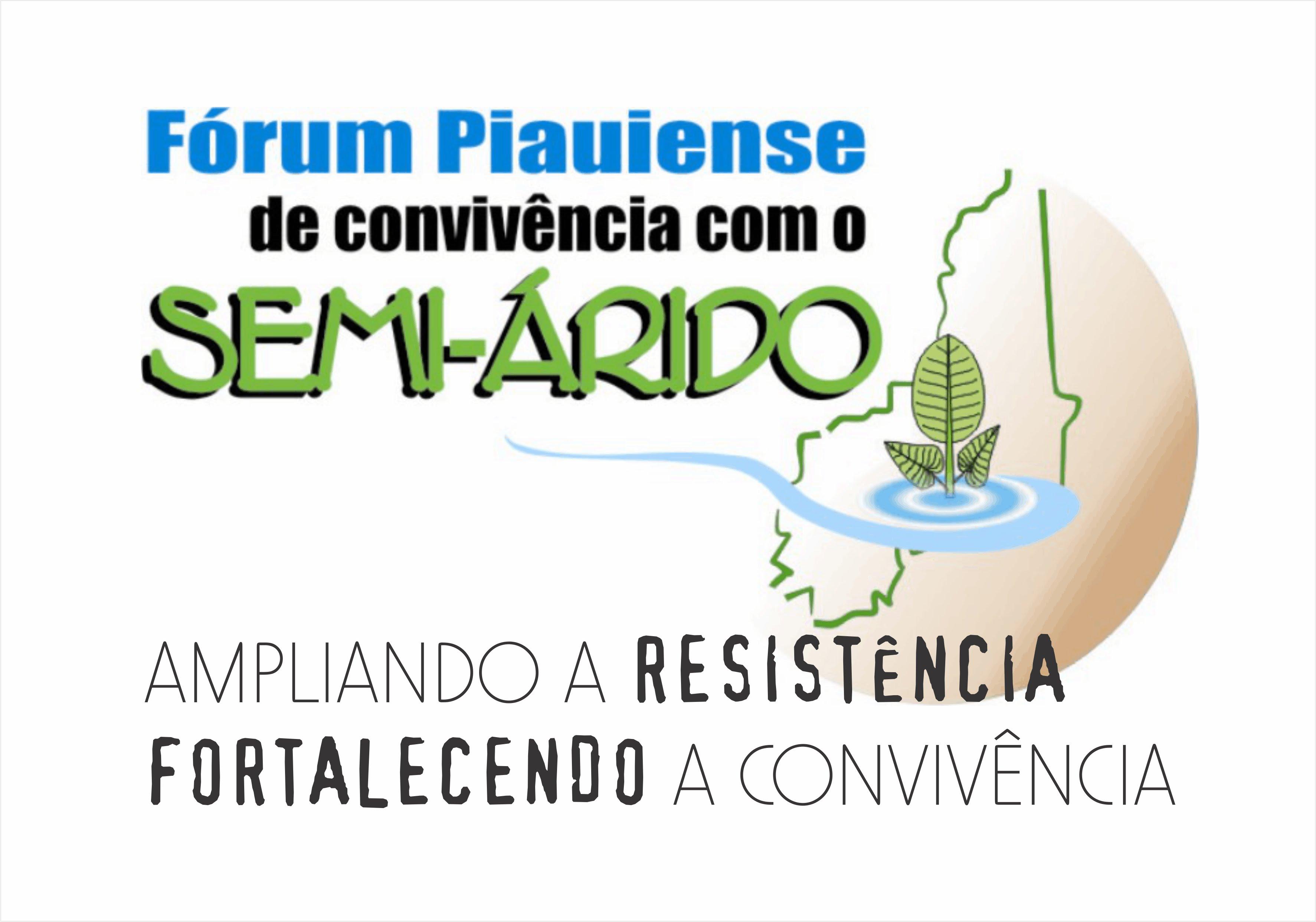 Fórum Piauiense de Convivência com o Semiárido