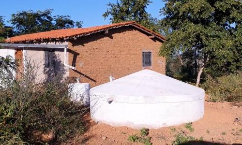 Inauguração de 53 cisternas no Quilombo Mimbó, em Amarante, PI